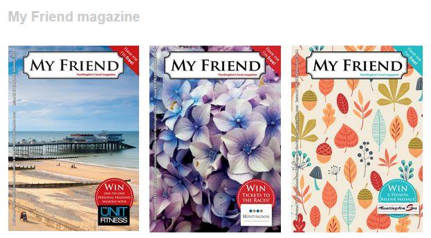 My Friend Magazine