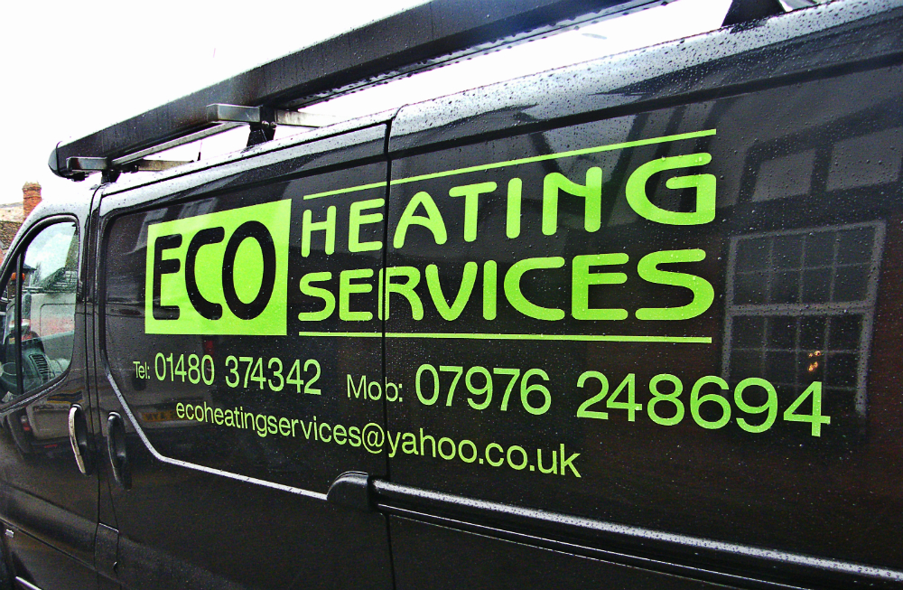 Andy from Eco Heating in Godmanchester