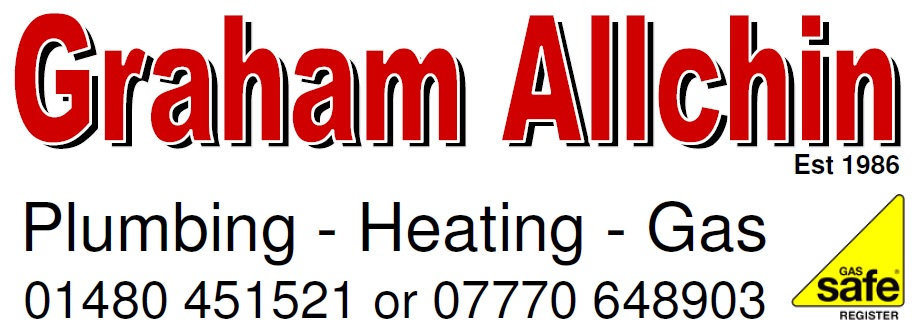 Godmanchester Plumber & Heating Engineer Graham Allchin