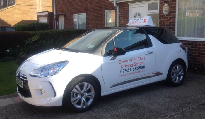 Driving Lessons - Drive with Clive - Godmanchester Driving Instructor