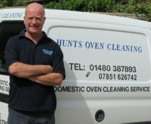 Hunts Oven Cleaning - Tim Ward