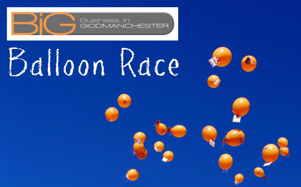 BiG Balloon Race - Godmanchester Gala Day 2014 - 2