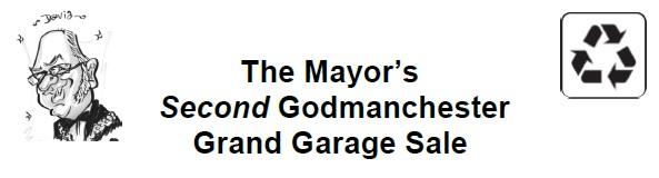 Godmanchester Garage Sale 2014