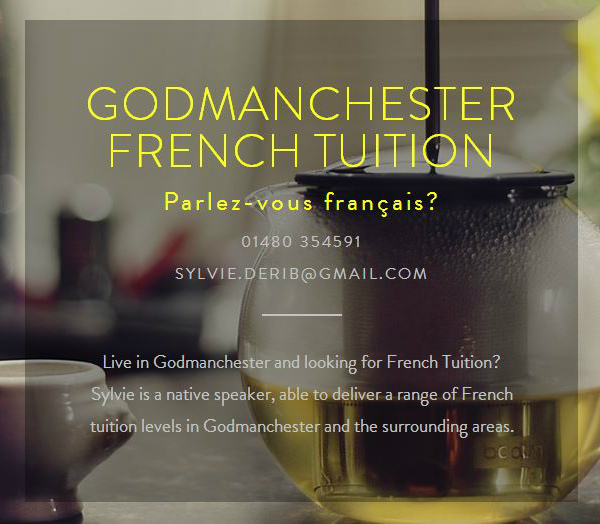 French Tuition Godmanchester Huntingdon