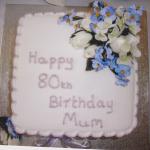 Tinas Cakes - Godmanchester cake maker 2
