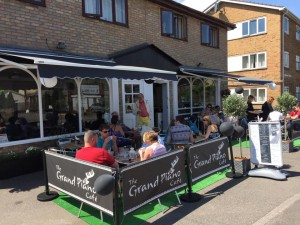 The Grand Piano Cafe Godmanchester 2
