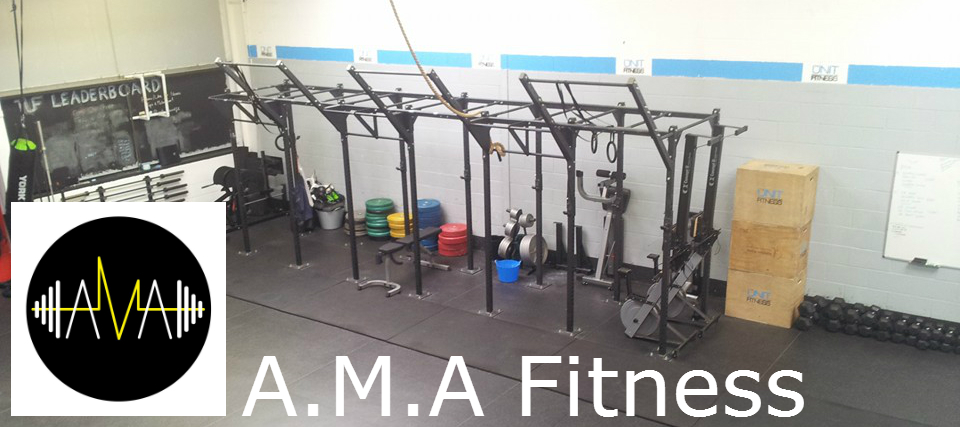 AMA Personal fitness trainer