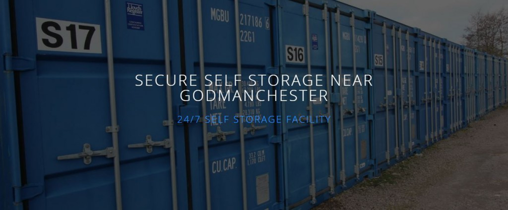 Self Storage in Godmanchester